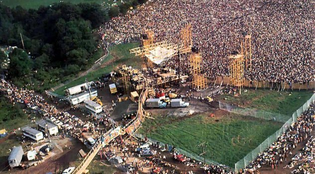 Sixties City Woodstock 1969