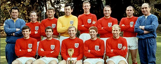 2a6ccbf87a2 Sixties City - England s 1966 World Cup Win